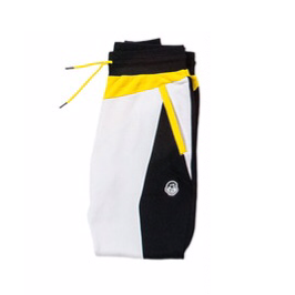Fresh Phamily Sweatpants (Black & Yellow)