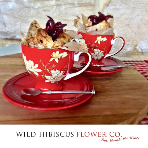 Recipes Wild Hibiscus Flower Co