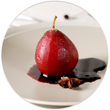 Poached Pear Hibiscus Flower Extract