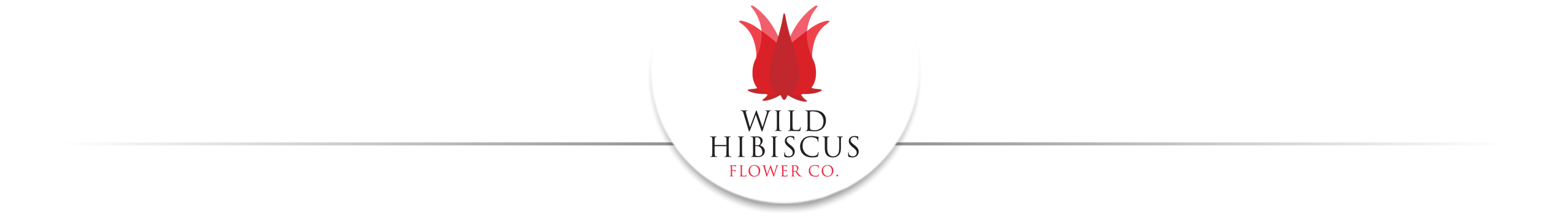 6 Unit Pack Wild Hibiscus Flowers In Rose Syrup 15 Flowers