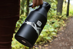 Vacuum Insulated Growler 64oz
