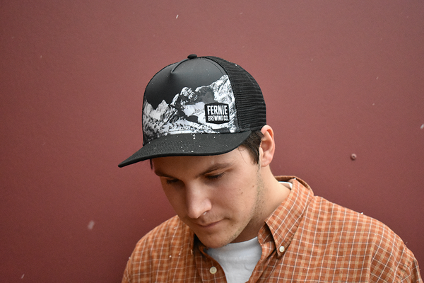 Hat - Limited Edition Bears Above the Valley Photo Trucker
