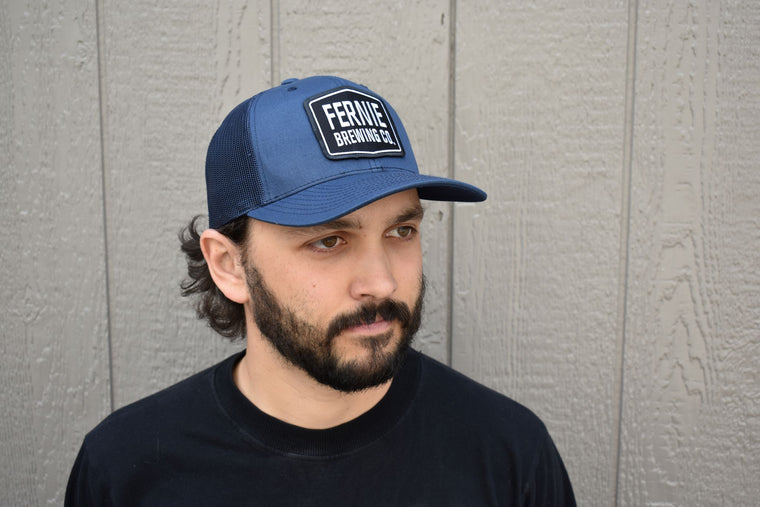 Hat - Navy/Navy Trucker