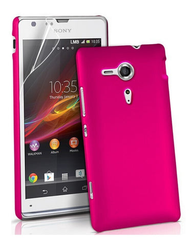 the latest 30136 8222c Sony Xperia SP Hard Case