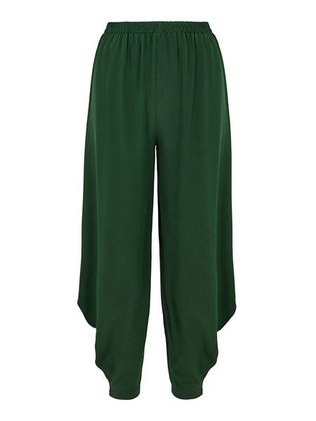 Pant 1 (Royal Green)