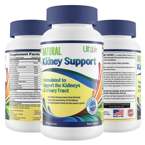 Natural KIDNEY Support
