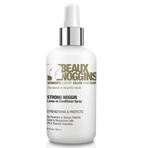 Beaux Noggins - Strong Noggin Leave-In Conditioner Spray