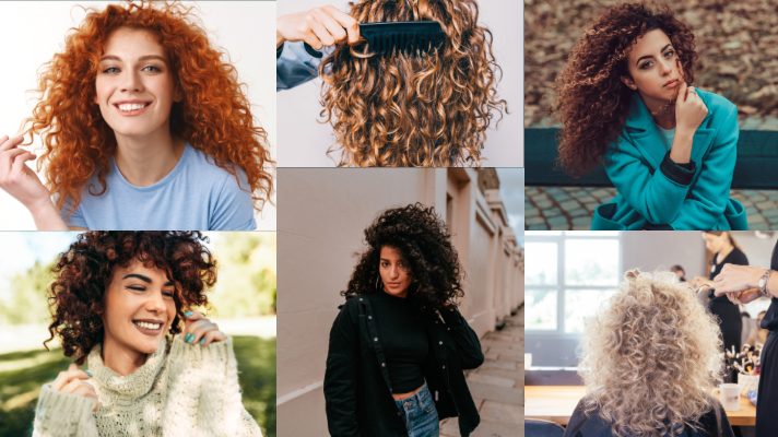 5 Curly Hair Ideas for Fall