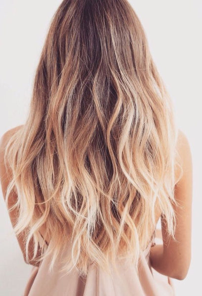 Flowy Beachy Hair