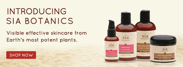 Introducing Sia Botanics