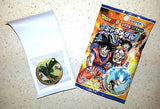 Dragon Ball Super Chara Metal Charm Shenron Ensky Akira Toriyama Licensed New