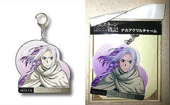 Arslan Big Acrylic Key Chain Heroic Legend of Arslan Bellhouse Kodansha Licensed