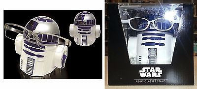 Star Wars Glasses Stand R2-D2 Tenyo Disney Lucasfilm Licensed New