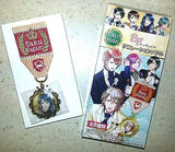 Boyfriend Beta Decorations Medal Boyfriend Kari Saku Kagami Ensky Licensed New