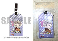 Hetalia Carry-s Bag Tag/Pass Case Russia Algernon Product Himaruya Licensed New