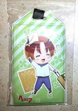 Hetalia Carry-s Bag Tag/Pass Case Italy Algernon Product Himaruya Licensed New
