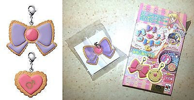 Charm Patisserie Sailor Moon Cookie Charm Sailor Mars MegaHouse Toei Licensed
