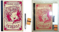 Diabolik Lovers Notebook Type Blackboard AYATO Chara-Ani Idea Factory Licensed