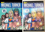 Michael Turner Tribute Edition Hardcover Wizard Entertainment New Factory Sealed