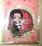Hetalia the Beautiful World Acrylic Key Chain CHINA Canaria Licensed New