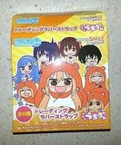 Himouto! Umaru-Chan Nendoroid + Rubber Strap Taihei Doma Good Smile Licensed New