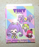 PriPara TINY Rubber Badge Aroma Kurosu Fragments T-ARTS syn Sophia Licensed New