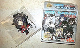 Nendoroid Plus Fleet Collection KanColle Rubber Strap 6th Fleet RYUUHOU Licensed