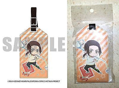 Hetalia Carry-s Bag Tag/Pass Case China Algernon Product Himaruya Licensed New