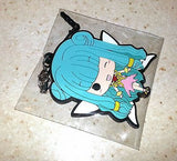 Magic Knight Rayearth TINY Rubber Strap 02 Primera Fragments CLAMP Licensed New