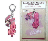 Sword Art Online Alternative Gun Gale Online Keyholder T.W.G. Llenn & Pi-Chan
