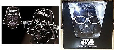 Star Wars Glasses Stand Darth Vader Tenyo Disney Lucasfilm Licensed New