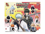 Gintama Swing Figure Tsuiten no Kaaaa! #1 Hattori Zenzou Bandai Licensed New