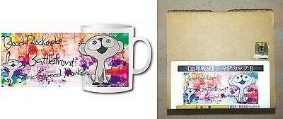 Blood Blockade Battlefront Full Color Mug Sonic Fragments Toho Licensed New