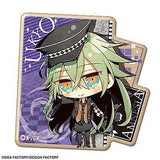 Amnesia World Pukutto Badge Ukyo Idea Factory Design Factory Licensed New