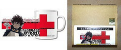 Blood Blockade Battlefront Full Color Mug Leonard & Sonic Fragments Toho License