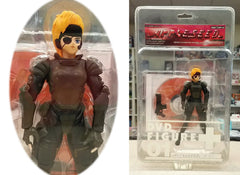 Appleseed 01 DVD Figure Duenan Knute 1/8 Yamato Masamune Shirow Licensed New