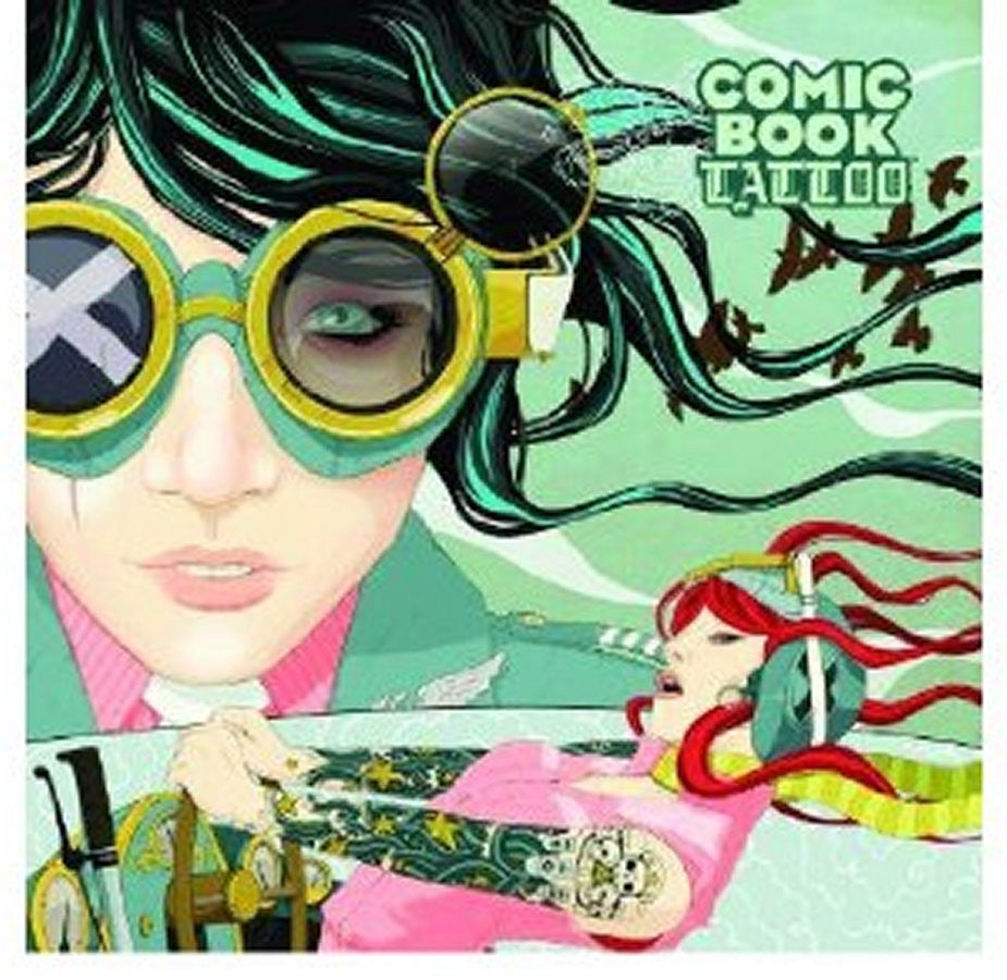 Comic Book Tattoo Anthology Vol.1 Tales Inspired by Tori Amos Image Comics New