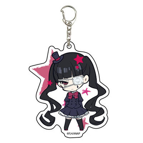 Anonymous Noise Acrylic Key Chain 01 Nino Arisugawa Alice Fukumenkei Noise New
