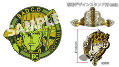JoJo's Bizarre Adventure Part 4 Coaster Gallery 02 Keichou Nijimura Licensed New