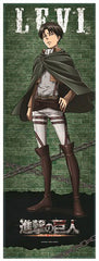 Attack on Titan Open-Close Long Folder Levi Kodansha Licensed New
