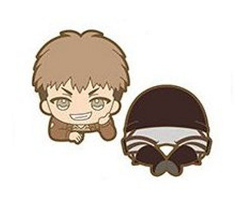Attack on Titan Nokkari Rubber Clip Jean Kirstein Shingeki no Kyoujin Licensed