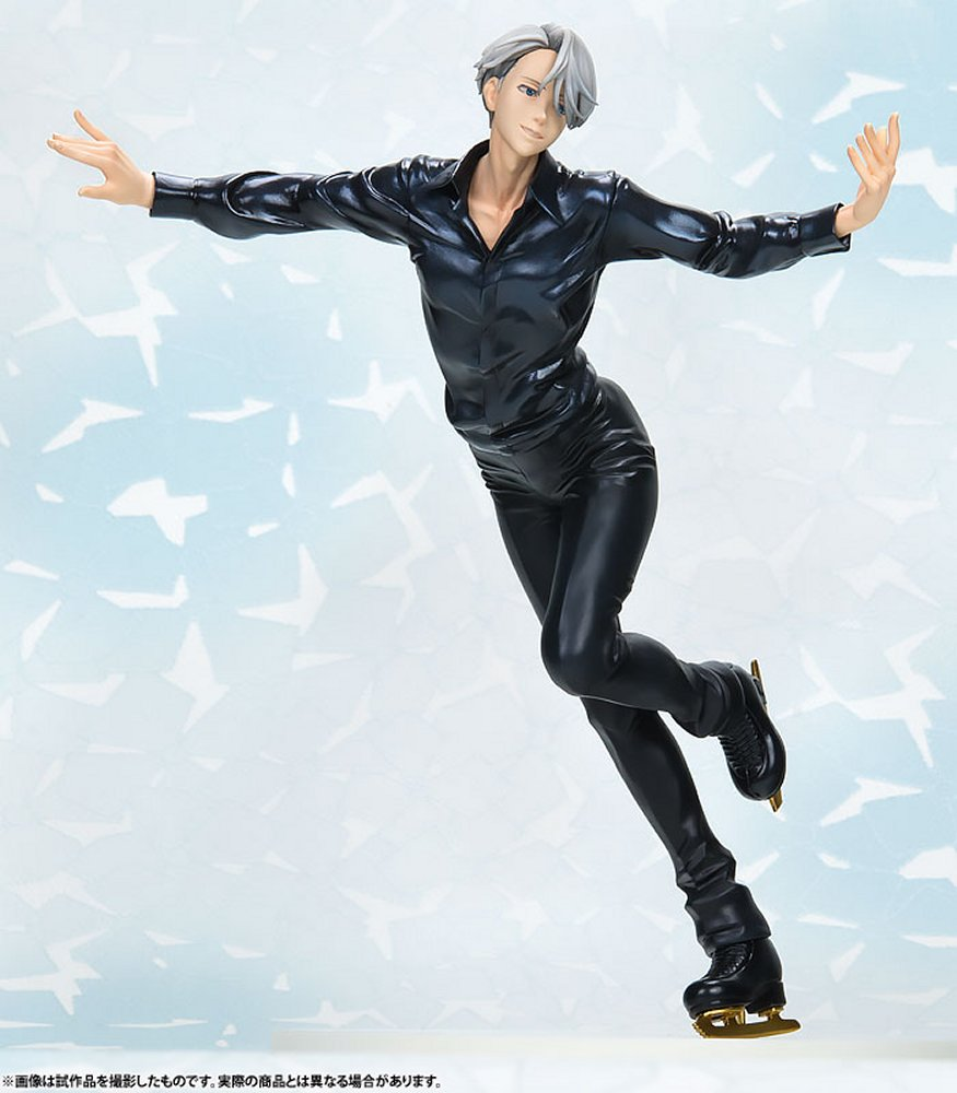 Yuri!!! on Ice G.E.M. Series Victor Nikiforov Figure 1/8 MegaHouse Authentic New