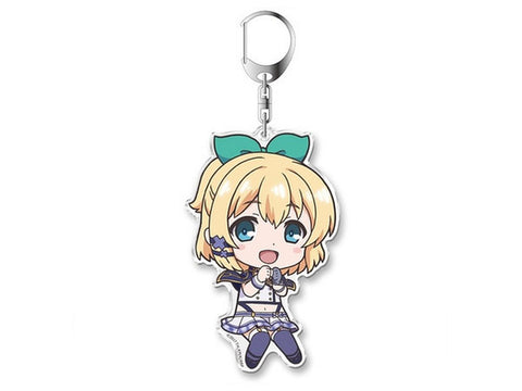 Akashic Records of Bastard Magic Instructor Petit Colle Key Chain Rumia Tingel