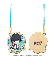 TV Anime Blue Exorcist Kyoto Saga Wooden Strap 01 Rin Okumura Ao no Exorcist New