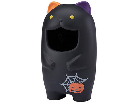 Nendoroid More Kigurumi Face Parts Case Halloween Cat Good Smile Co. Licensed NW