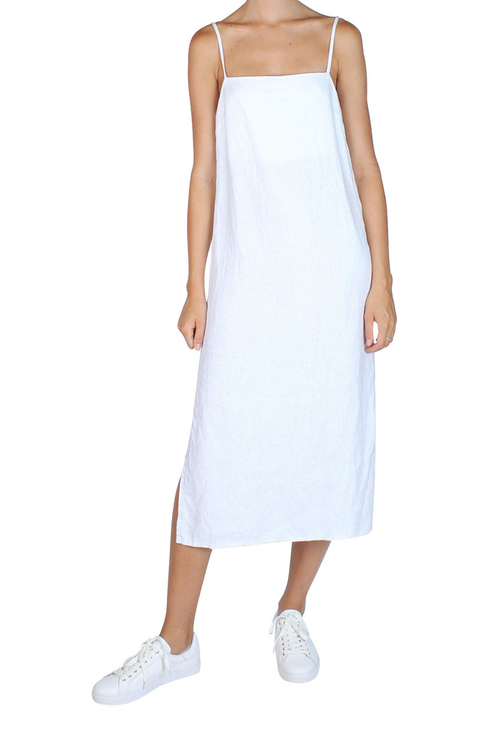 Staple Dress White