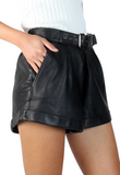 Addison Short Black