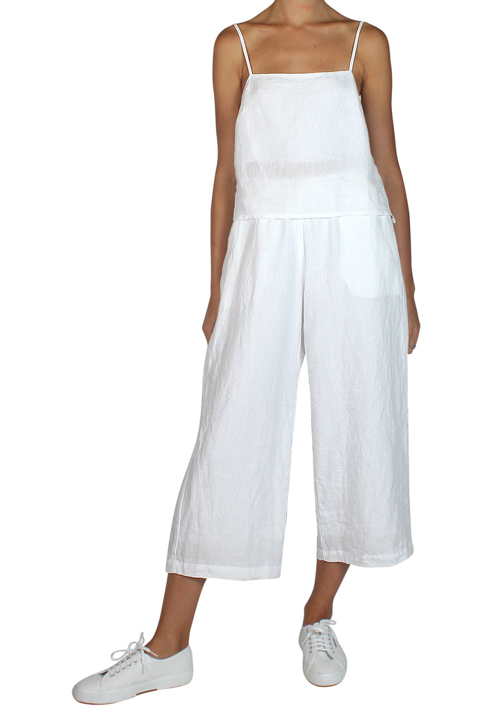 Pacific Pant White