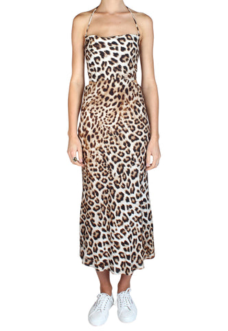 Renae Dress Leopard