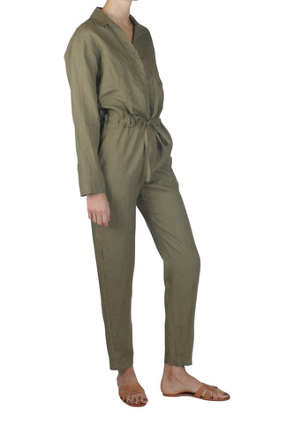 Chelsea Jumpsuit Natural